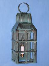 Lighting By The Sea Items 3010HC - Solid Copper Wall Lantern