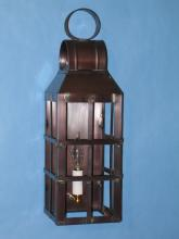 Lighting By The Sea Items 3020HC - Solid Copper Wall Lantern