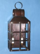 Lighting By The Sea Items 3030HC - Solid Copper Wall Lantern