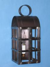 Lighting By The Sea Items 6010HC - Solid Copper Wall Lantern