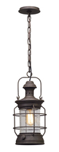 Troy F5057 - 1Lt Hanger Lantern Medium