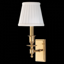 Hudson Valley 6801-AGB - 1 Light Wall Sconce