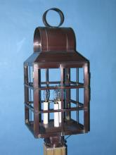 Lighting By The Sea Items 3050hc Solid Copper Post Lantern